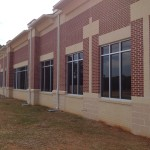 Medical Center Aluminum Storefront (10)