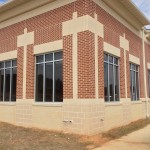Medical Center Aluminum Storefront