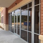 Medical Center Aluminum Storefront (2)