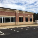 Medical Center Aluminum Storefront (3)