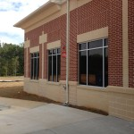 Medical Center Aluminum Storefront (5)