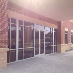 Medical Center Aluminum Storefront (8)